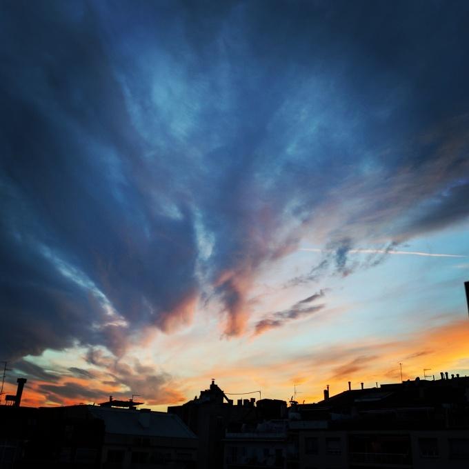 Retirement sunset, ahhh!